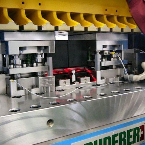 Press Tool & Part Quaility Inspection