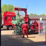 Machinery Moves and Relocations