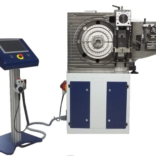Multi Slide Bending and Forming Machines